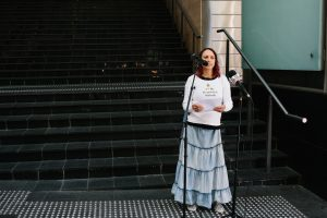 The Recent HERstory of Homebirth in Australia - Opening speech at the Sydney #MothersforMidwives rally